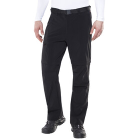Maier Sports Tajo 2 Zip Off Hose Short Herren black